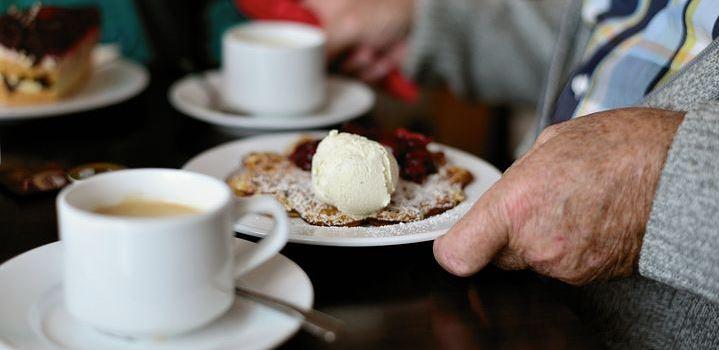 Kaffeerunde SEN-TREFF - die Donnerstags-Gruppe der Guntersblumer Senioren nimmt wieder ihre beiliebten Treffs auf