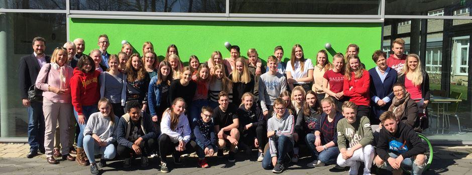 Austausch der Von-Zumbusch-Gesamtschule mit der der RSG Tromp Meesters in Steenwiijk
