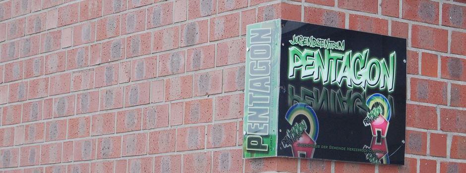 Vier Tage Graffitikurs im Jugendzentrum Pentagon