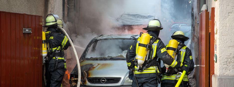 UPDATE: Drei Verletze durch Brand in Gonsenheim