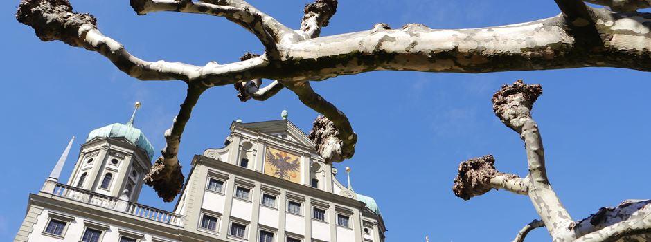 Die Rathausbag - Ein Stück Augsburg als Design Unikat