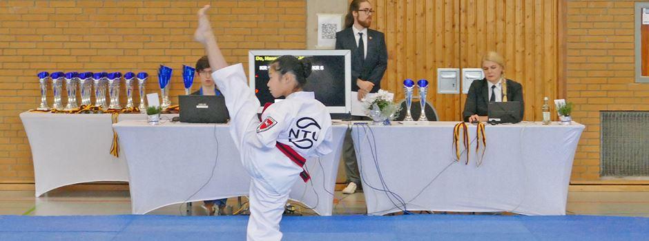 Tuong-Vi Hannah Do erreicht mit toller Leistung den zweiten Meistergrad