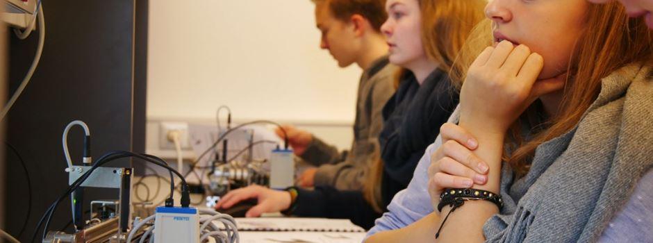 Schülercamp pro MINT GT in den Herbstferien