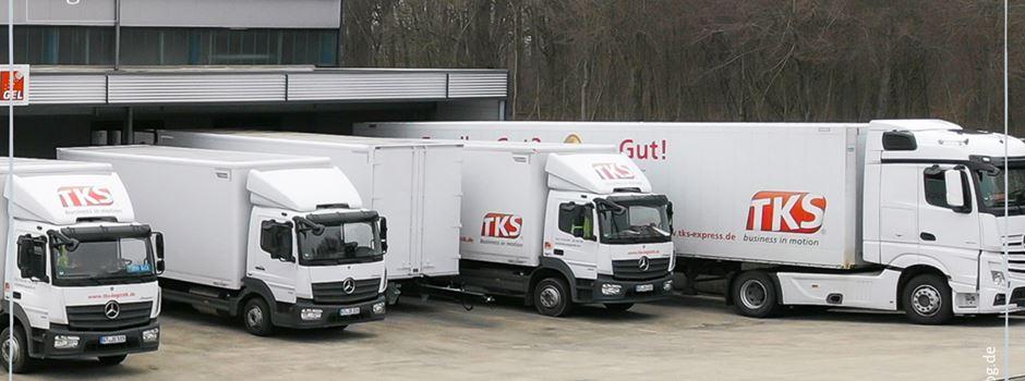 Stellenanzeige: TKS Express & Logistik sucht kaufmännischen Mitarbeiter