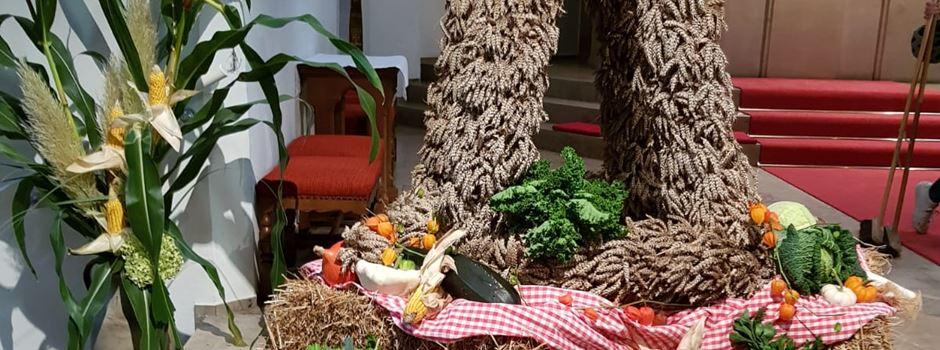 Landwirtschaftlicher Ortsverein Herzebrock lädt zum Erntedankhochamt in der Pfarrkirche St. Christina ein