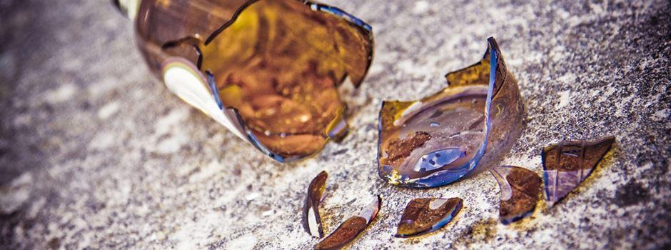 Wie gut hat das Glasverbot bei der Straßenfastnacht funktioniert?