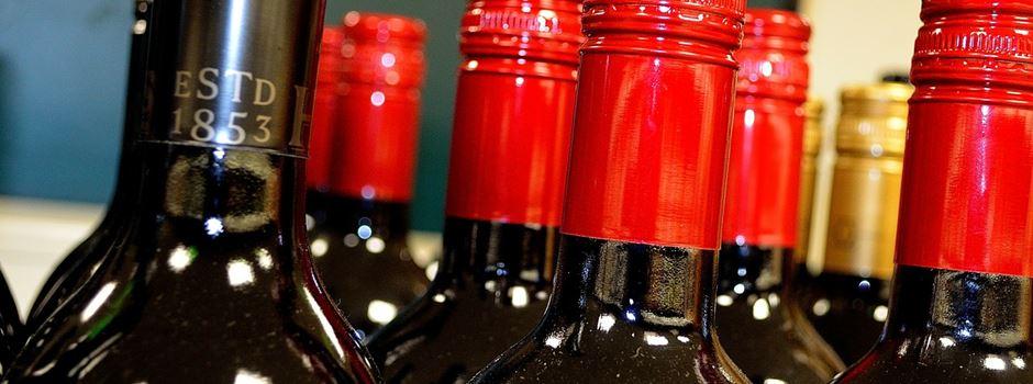 """""""Direkt Dein Wein"""" - Von der Messe direkt in dein Regal. So einfach ist es!"""