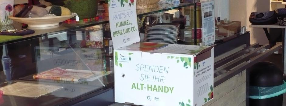 """""""Handys für Hummel, Biene & Co."""""""