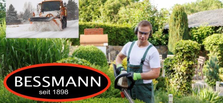 """Stellenanzeige: Firma Bessmann sucht """"Pflegekraft"""" mit """"grünem Daumen"""""""