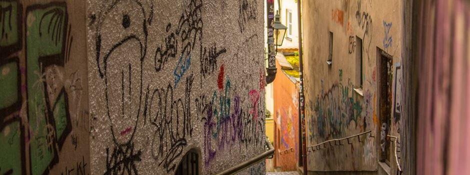 Illegales Graffiti entfernen – ein Statement zum Projekt Schmierflink