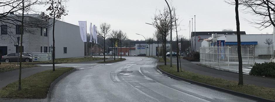 Sanierung der Otto-Hahn-Straße beginnt