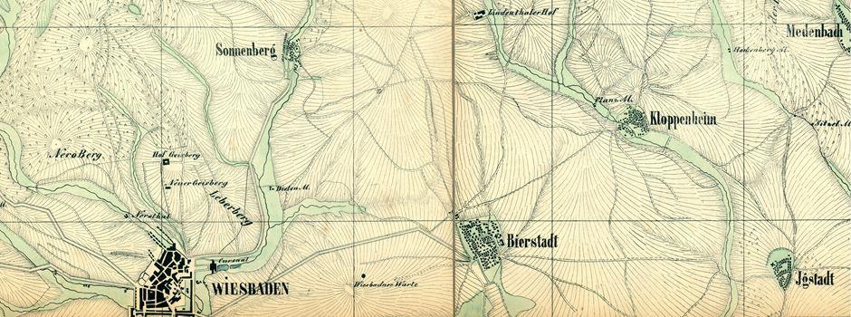 Diese ehemaligen Dörfer und Städte gibt es in Wiesbaden