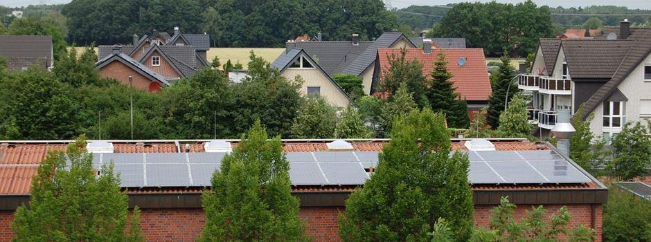 Solardachkataster komplett überarbeitet: