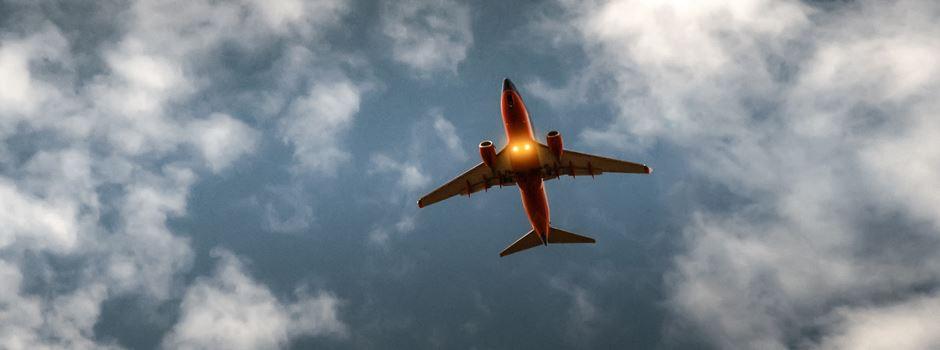 Panik bei 10.000 Metern in der Luft