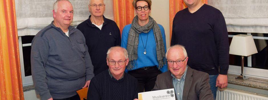 Musikverein Herzebrock-Rheda spielt im März wieder in der Josefschule
