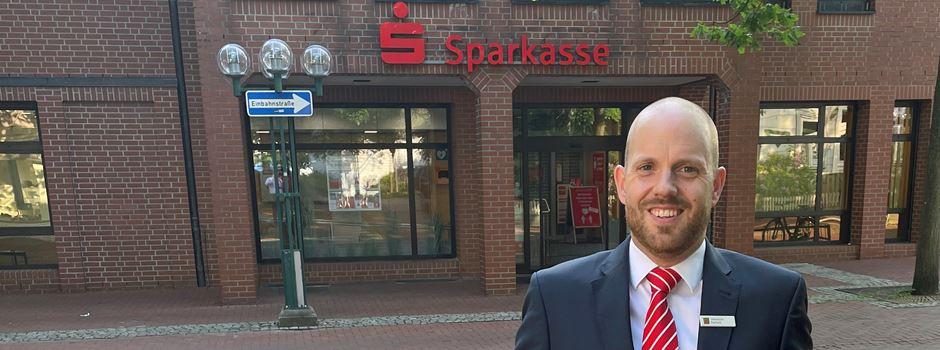 Sebastian Paskarb neuer Filialleiter