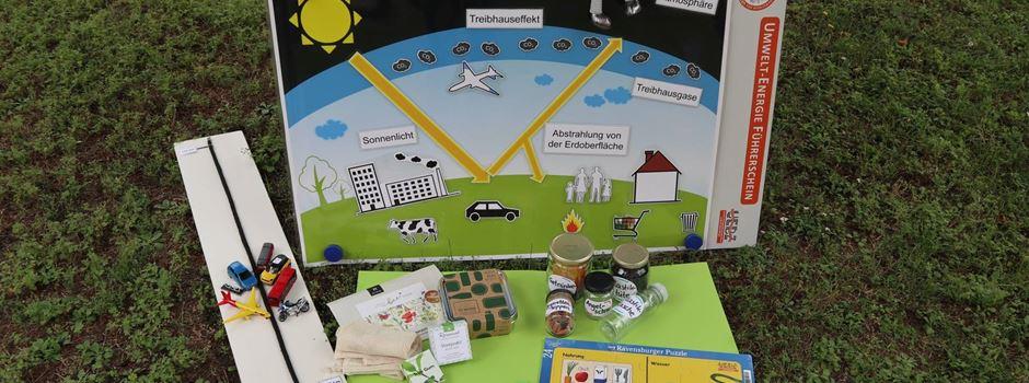 Umwelt-Energie Führerschein für Grundschulen – Umweltbildung im Landkreis