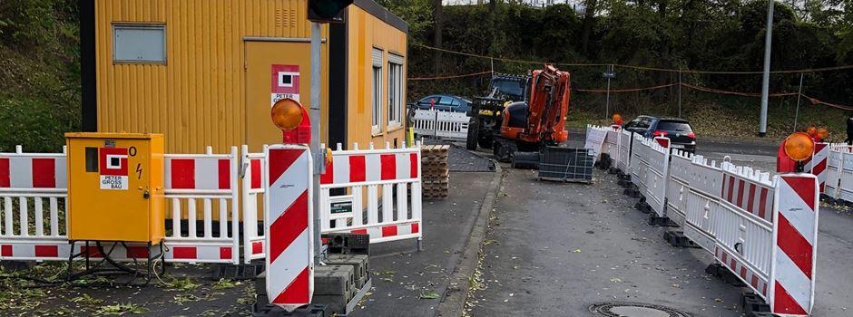 Wegen neuem Radweg: Fast 5 Kilometer Baustelle in Schierstein