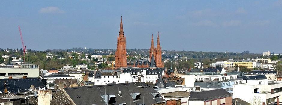 Das sind die sechs höchsten Gebäude in  Wiesbaden