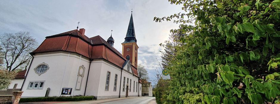 Pilgern von Kirche zu Kirche