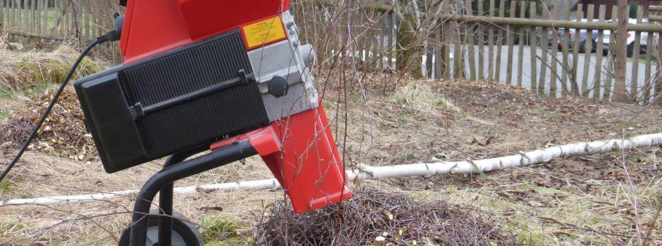 Bauhof nimmt Baum- und Strauchschnitt aus privaten Gärten an