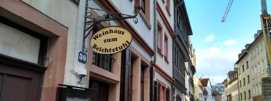 """Erfahrener Gastronom übernimmt """"Weinhaus zum Beichtstuhl"""""""