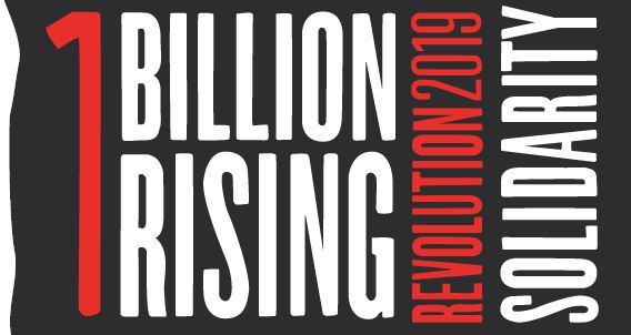 """Tanzaktion auf """"One Billion Rising"""""""