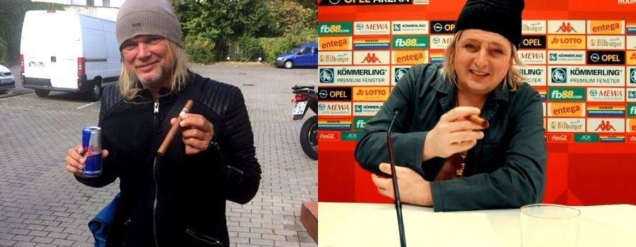 So reagiert Kult-Kicker Guido Schäfer auf sein Fastnachts-Double