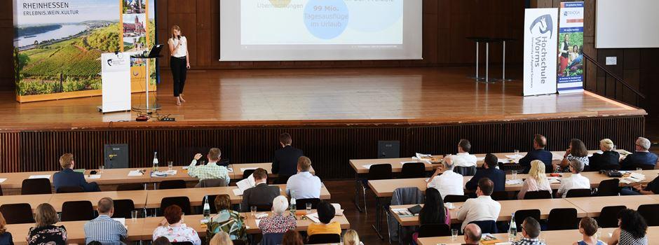 Dritter Tourismustag Rheinhessen am 22. September in der Hochschule Worms