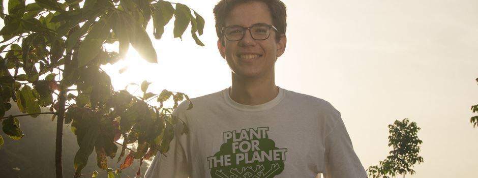 Plant-for-the-Planet erhält Friedenspreis