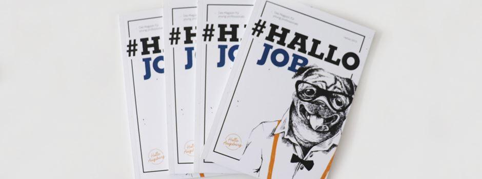 Hallo Job – die Herbstausgabe out now!