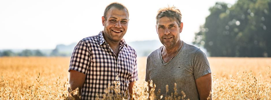 Von Landwirt Markus Zott und seiner Idee vom regionalen Haferdrink