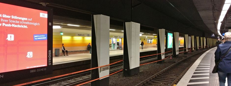 VGF verlost Wanderung durch Frankfurter U-Bahn-Tunnel