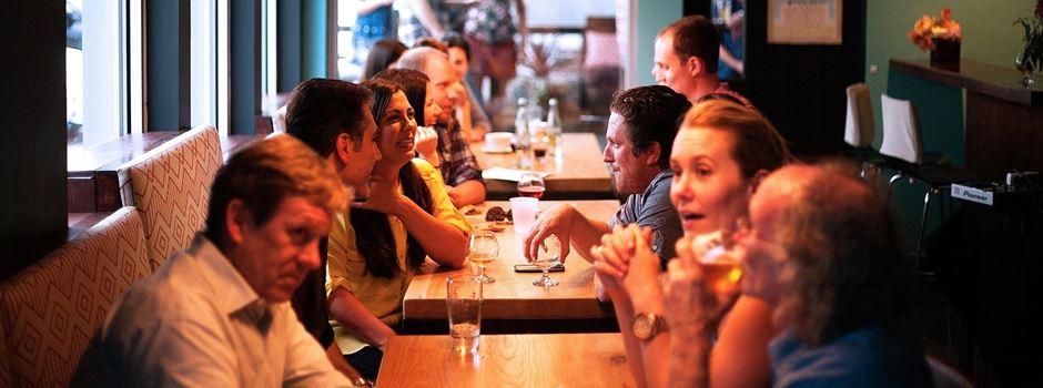 Lecker essen in der Augsburger Innenstadt