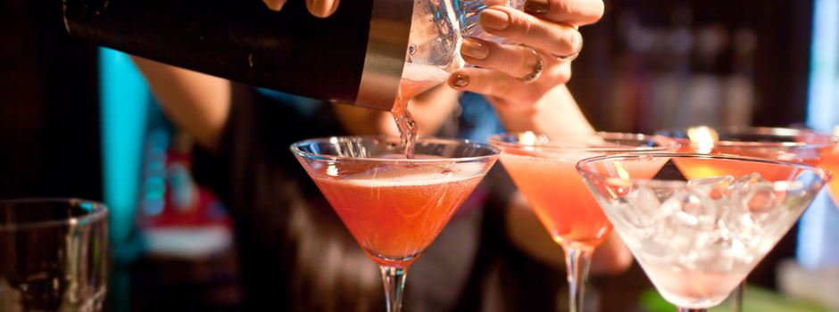 Das sind die besten Cocktail-Bars in und um Wiesbaden