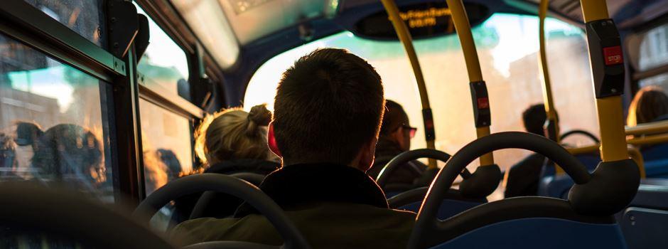 10 Gedanken, die ihr im Augsburger Stadtbus habt