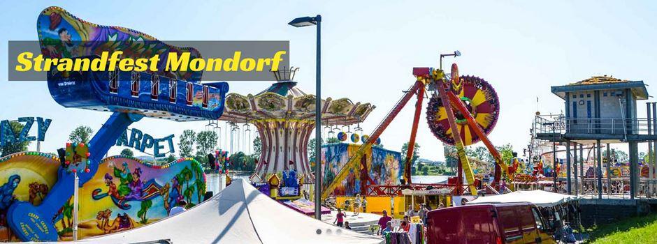 Strandfest Mondorf 2021