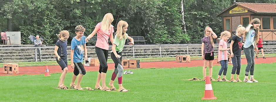 Spiel- und Sportfest beim TV Jahn