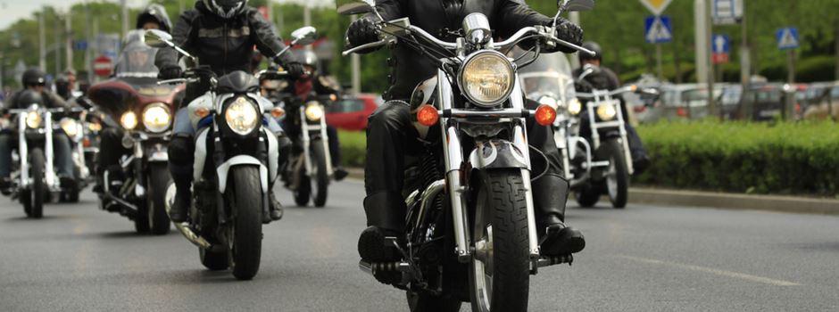 """Biker for Freedom"": Motorrad-Demo in Wiesbaden angekündigt"