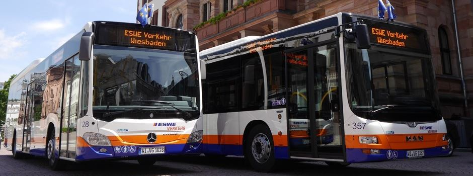 Linie 45, 12 und 10: Warum manche Busse aus Wiesbaden verschwunden sind