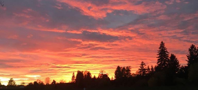 Sunset-Vibes: 7 Orte, für den Sonnenuntergang in Augsburg