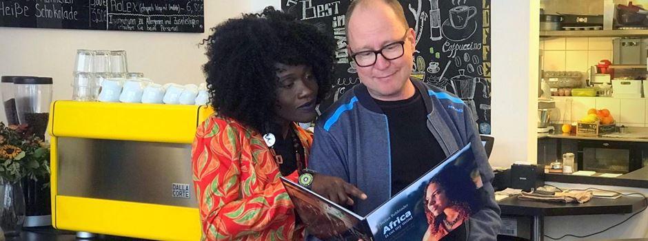 """Das Afrika-Buch aus Augsburger Sicht - """"Africa is on my mind"""""""