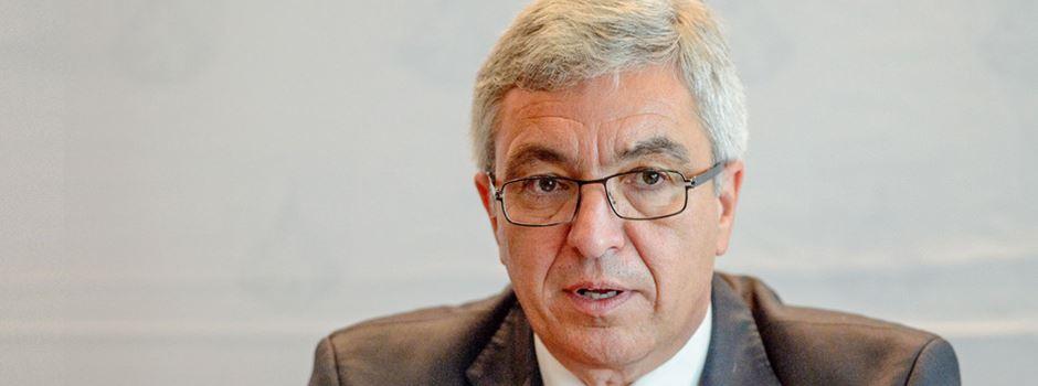 Bericht: Innenminister erhält Drohbrief samt Gaspatrone