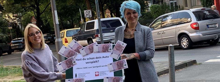 Was es mit den 500-Euro-Scheinen in der Stadt auf sich hat