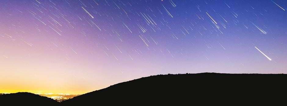 9 Gedanken, die ihr bestimmt bei der Sternschnuppennacht haben werdet