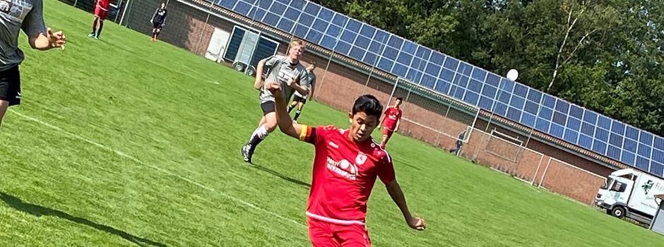 Die Fußball C-Jugend des Herzebrocker SV trifft auf SC Wiedenbrück