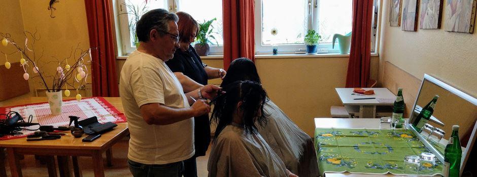 Haarschnitt Für Den Guten Zweck