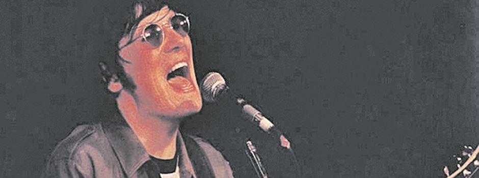 Tribut an John Lennon und die Beatles