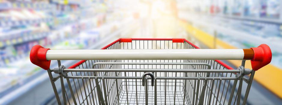 Jugendliche randalieren in Supermarkt