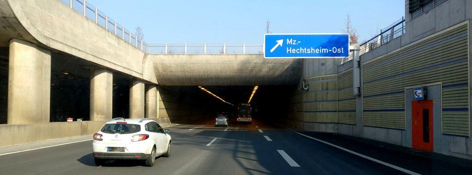 """Hechtsheimer Tunnel: Ärger über """"technische Defekte"""""""
